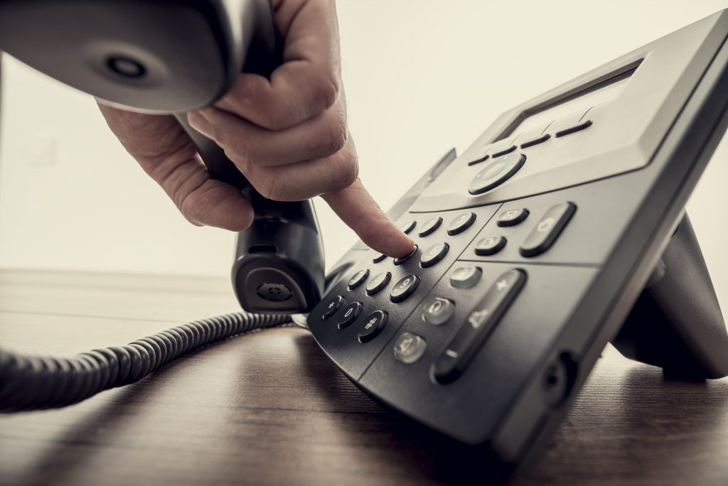 automated calling service